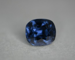 2.49 ct cobalt certified unheated natural color change spinel.