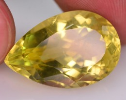 20.65 CT Marvelous Quality Natural Citrine ~ A.