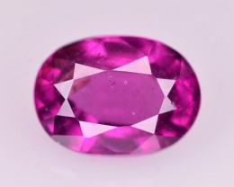 Rare 1.90 Ct Gorgeous Color Natural Grape Garnet ~ A.