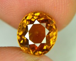 Mezmarizing Dispersion 2.85 ct Mali Garnet