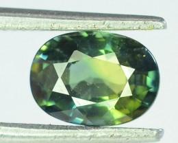 1.15 ct Bi Color Sapphire