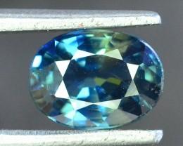 0.90 ct Bi Color Sapphire