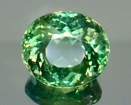 5.34 Crt Natural Apatite Faceted Gemstone.( AG 54)