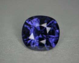5.11 cobalt certified unheated natural color change spinel.
