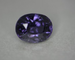 3.69 cts certified Sri Lankan spinel.