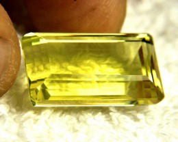 26.48 Carat VVS1 African Lemon Quartz - Gorgeous