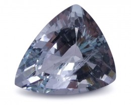 1.99 ct Shield / Trillion Aquamarine