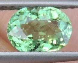 """""""Paraiba"""" Tourmaline,  Certified, Bright Stone"""