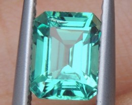 1.32cts Neon Apatite,  Jaw Dropping Luster,