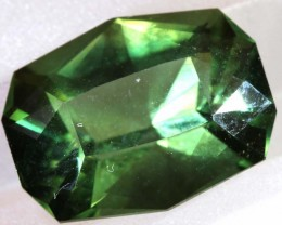 4.36- CTS  GREEN QUARTZ FACETED  CG-2537
