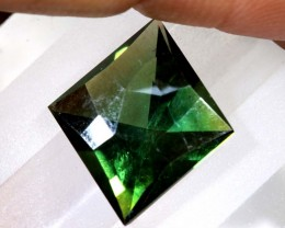 4.63- CTS  GREEN QUARTZ FACETED  CG-2540