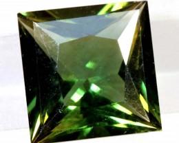 4.87- CTS  GREEN QUARTZ FACETED  CG-2544