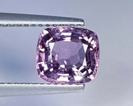 2.22 cts Amazing Gem Cushion Cut Natural Spinel