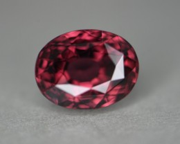 5.01 cts certified red spinel.