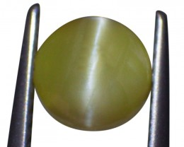 1.42 ct Oval Chrysoberyl Cat's Eye