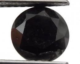 1.82 ct Round Black Diamond