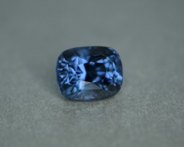 4.07 cts cobalt certified unheated natural color change spinel.