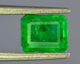 0.85 ct Natural Emerald~Swat