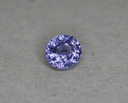 2.66 cts certified natural Sri Lankan spinel.