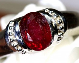 33.65-CTS  RUBY RING  SG-2724