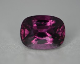 Really pretty color and full internal reflection from the center.   Please make sure when buying stones you get the stones with lots of internal reflection.