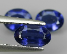 2.81 CTS FINE QUALITY _ LUSTROUS - NATURAL SOUTH AFRICA IOLITE - OVAL _