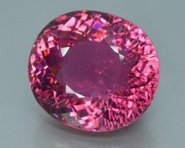 25.16 Cts Wonderful Beautiful Color Natural Hot Pink Tourmaline
