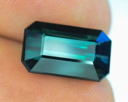 5.15 ct Natural Greenish/Blue Tourmaline
