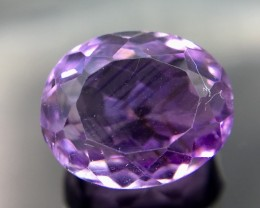 6.0 Crt Amethyst Faceted Gemstone (R 24)