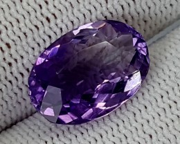 5.90CT AMETHYST  BEST QUALITY GEMSTONE IGC512