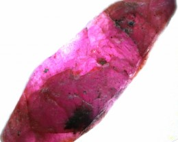 31.85 CTS PINK SAPPHIRE ROUGH SPECIMEN FROM SRI LANKA [STS1440]