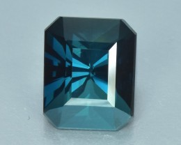 5.05 Cts Amazing Beautiful Color Natural Blue  Tourmaline