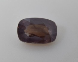 Natural Color Changing Garnet 1.65 Cts Faceted Gemstone
