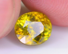 2 Ct Beautiful Color Natural Titanite Sphene ~ ARA