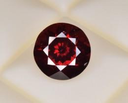 Natural Rhodolite Garnet 2.71 Cts, Top Luster