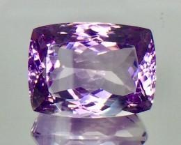 19.12 Crt Natural Amethyst Faceted Gemstone.( AG 56)