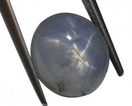 7.02 ct Oval Star Sapphire