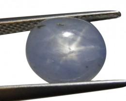 4.9 ct Oval Star Sapphire