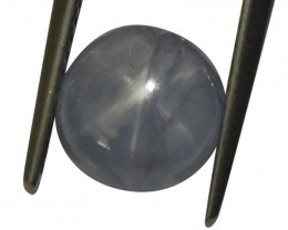 3.33 ct Oval Star Sapphire - $1 No Reserve Auction