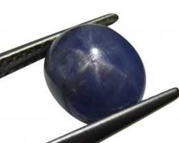 4.39 ct Oval Star Sapphire