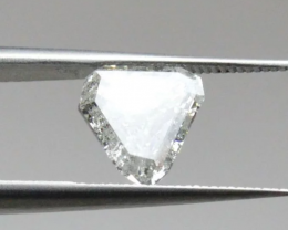 Diamant blanc 1,01 carats - Natural White Diamond IGL Certified