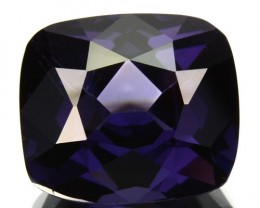 5.57 Cts NSpinelatural Blue Spinel Cushion Burma