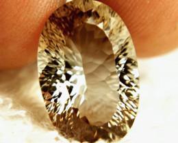 15.04 Carat Golden Brazil Topaz - Gorgeous