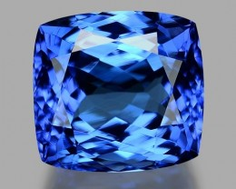 8.27 CT AAA TANZANITE GIL CERTFIED TOP CLASS GEMSTONES TF1