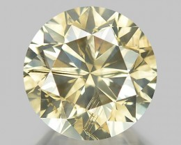 2.20 CT DIAMOND WITH SPARKLING LUSTER GEMSTONE D3