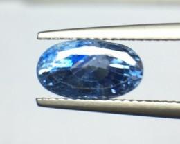 3.55ct Natural Blue Sapphire