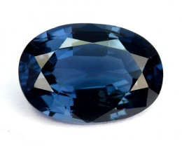 2.47 Cts Natural Blue Spinel Oval Tanzania
