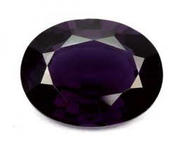 2.20 Cts Natural Blue Spinel Oval Srilanka
