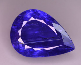 AAA Color 8.50 Ct Natural Tanzanite ~ Gorgeous