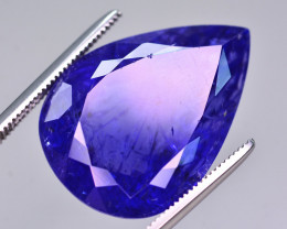 AAA Color 22 Ct Natural Tanzanite ~ Amazing Color